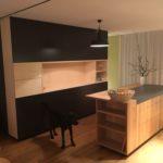 KücheKüche mit freistehendem Counter